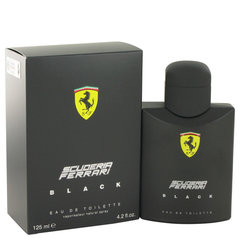 Tualetes ūdens Ferrari Black edt 125 ml