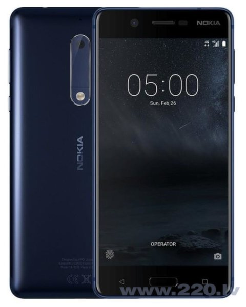 Nokia 5 Dual LTE blue 16GB