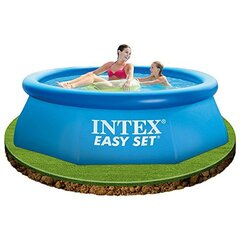 Бассейн  Intex Easy set 244 x 76 cm цена и информация | Уличные бассейны | 220.lv