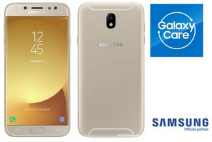 Samsung Galaxy J7 (J730) 2017 Dual LTE Gold + Galaxy Care