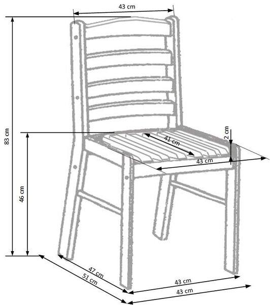 Krēsls Bruce, 2 gab. internetā