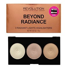 Grima palete Makeup Revolution London Beyond Radiance 15 g