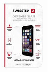 Swissten Tempered Glass priekš Apple iPhone 6 Plus / 6S Plus