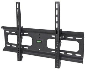 Manhattan sienas stiprinājums TV LED/LCD/PLASMA, 37-70'', 75kg, noliecams, VESA