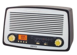 Retro radio CAMRY-1126 (USB, MP3, modin.)