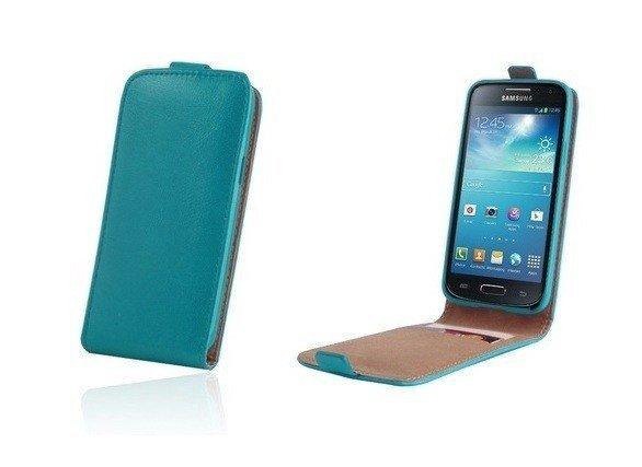 Samsung Galaxy A3 maciņš PLUS Forever tirkīzzils