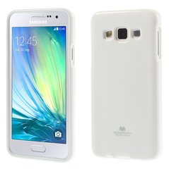 Samsung Galaxy A3 maciņš JELLY Mercury balts