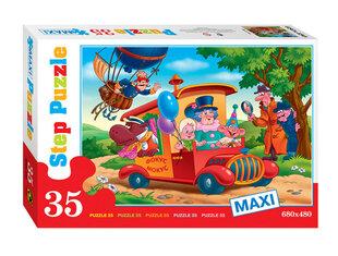 """Puzle Step Puzzle maxi 35 """"Libro"""""""