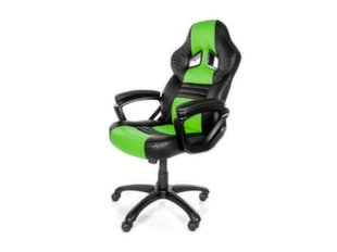 Arozzi Monza Gaming Chair, Zaļš