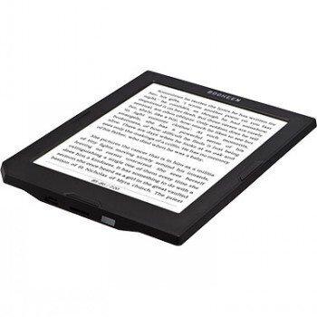 Bookeen Cybook Muse Light Touch Frontlight 6'', Черный