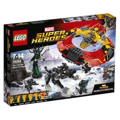 76084 LEGO® Super Heroes The Ultimate Battle for Asgard Решающая битва за Асгард