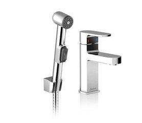 Izlietnes jaucējkrāns Ravak Chrome ar bide dušu cena un informācija | Cilvēkiem ar īpašām vajadzībām | 220.lv