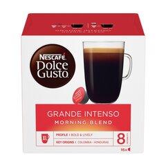 NESCAFE DOLCE GUSTO Grande Intenso Morning Blend 16 kaps. 160g cena un informācija | Bakaleja | 220.lv