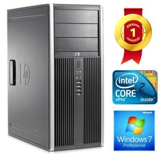 HP 8000 Elite 250GB Win7 Pro