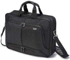 Dicota Top Traveller PRO 15 - 17.3 notebook soma cena un informācija | Somas portatīvajiem datoriem | 220.lv