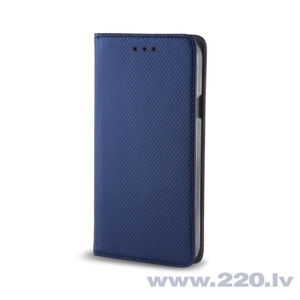 Чехол - книжка Mocco Smart Magnet Book Case для LG K130E K4, Синий