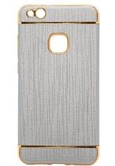 Mocco Exclusive Crown silikona apvalks priekš Apple iPhone 5 / 5S / SE Pelēks cena un informācija | Maciņi, somiņas | 220.lv