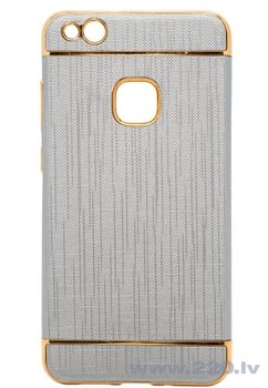 Mocco Exclusive Crown silikona apvalks priekš Apple iPhone 6 / 6S Pelēks cena un informācija | Maciņi, somiņas | 220.lv