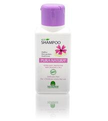 Bērnu šampūns jūtīgai galvas ādai Natura House Pura Natura 250 ml