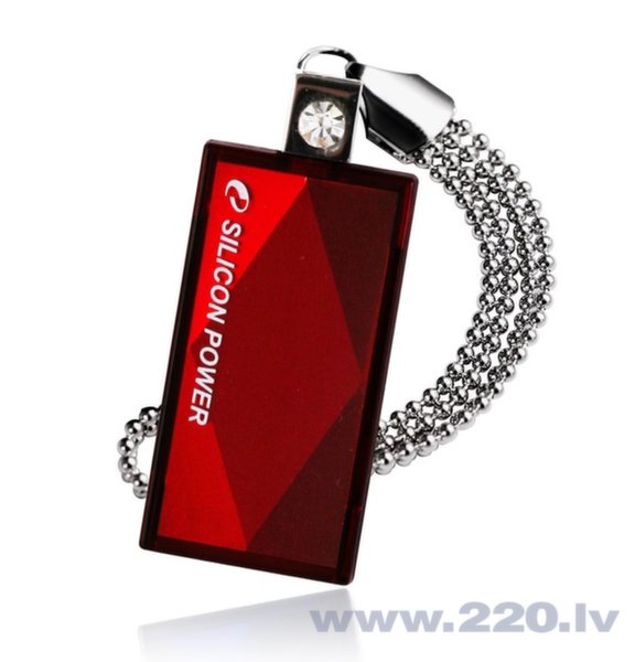 Silicon Power Touch 810 16GB Red USB2.0