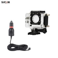 SJCam Original SJ4000 SJ4000 Wi-Fi SJ4000+ Waterproof Housing with built-in Charger 12-38V for Motor Bike