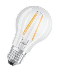 LED лампочка Osram Filament E27 6,5W 806лм цена и информация | Лампочки | 220.lv