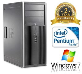 HP 8000 Elite 500GB Win 7 Pro
