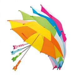 Krāsains lietussargs meitenēm, 1 gab.