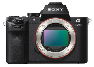 Sony Alpha A7 II Body, Melna cena un informācija | Digitālās fotokameras | 220.lv