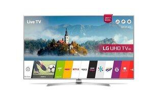 LG 55UJ701V cena un informācija | Televizori | 220.lv