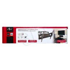 ART Holder AR-52 60kg for LCD/ LED / Plasma 30-70'' adj. vertical/horizontal   cena un informācija | ART Holder AR-52 60kg for LCD/ LED / Plasma 30-70'' adj. vertical/horizontal   | 220.lv