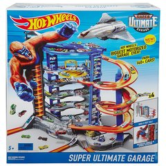 Hot Wheels supergarāža