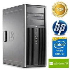 HP 8200 Elite TW i3-2100 4GB 500GB DVD WIN10Pro