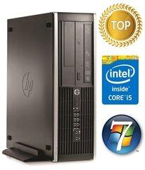 HP Eite 8300 SFF i5-3570 8GB 500GB DVDRW WIN7Pro