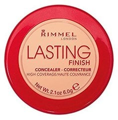 Корректор Rimmel Lasting Finish, 6 г цена и информация | Пудры, бронзаторы, румяна | 220.lv