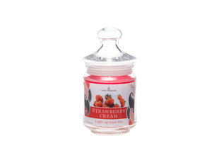 Aromātiska svece STRAWBERRY CREAM