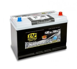 ZAP Silver Jap (- +) 100Ah 750A