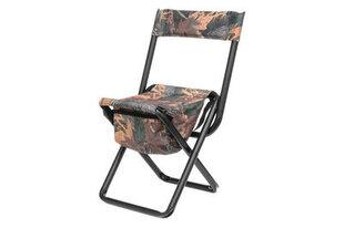 Zvejnieku krēsls ar grozu Atom Outdoors