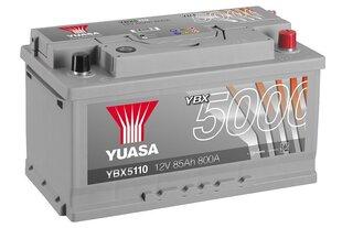 Yuasa 85Ah 12V 800A Silver YBX5110