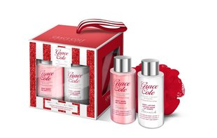 Kosmētikas komplekts Grace Cole Frosted Cherry & Vanilla Beautiful Cleansing