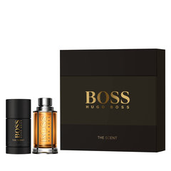 Komplekts Hugo Boss Boss The Scent: edt 50 ml + dezodorants 75 ml