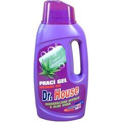 Dr. House mazgāšanas līdzeklis Marseille & aloe vera, 1,5 L