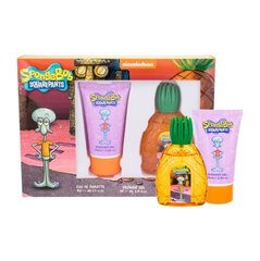 Komplekts SpongeBob Squarepants Squidward: edt 50 ml + dušas želeja 75ml
