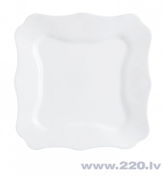 Šķīvis Luminarc AUTHENTIC WHITE, 20.5 cm