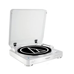 Audio Technica AT-LP60WHBT Fully Automatic Wireless Belt-Drive Stereo Turntable