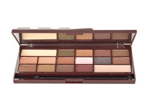 Acu ēnu palete Makeup Revolution London Heart Chocolate 22 g