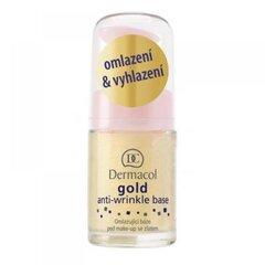 Grima pamats sejai Dermacol Gold Anti-Wrinkle 15 ml