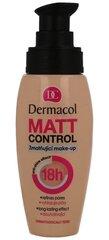 Tonālais krēms Dermacol Matt Control MakeUp 30 ml