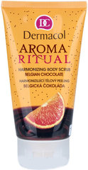 Ķermeņa skrubis Dermacol Aroma Ritual Harmonizing Belgian Chocolate 150 ml