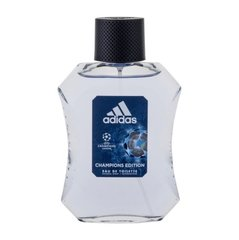Туалетная вода Adidas UEFA Champions League Champions Edition 100 мл цена и информация | Туалетная вода Adidas UEFA Champions League Champions Edition 100 мл | 220.lv